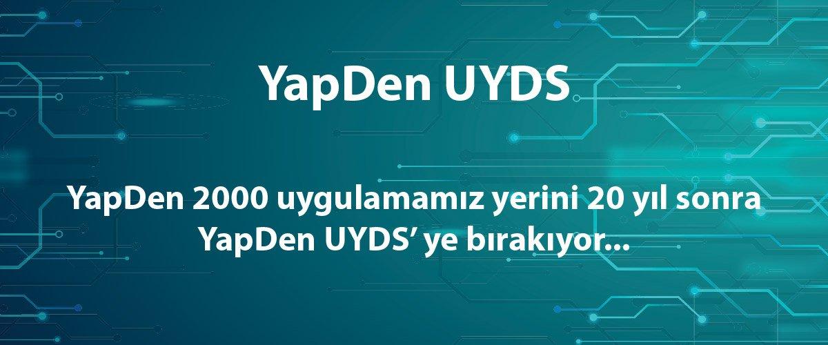 YapDen UYDS